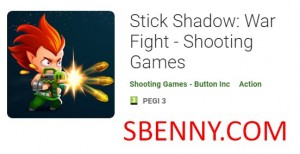 Stick Shadow: War Fight - Juegos de Disparos + MOD