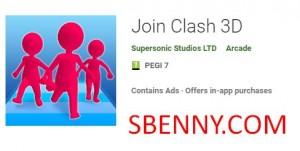 به Clash 3D + MOD بپیوندید