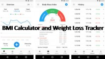 BMI Calculator & amp; Tracker perdita di peso + MOD