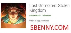 Grimoires perdus: Royaume volé + MOD