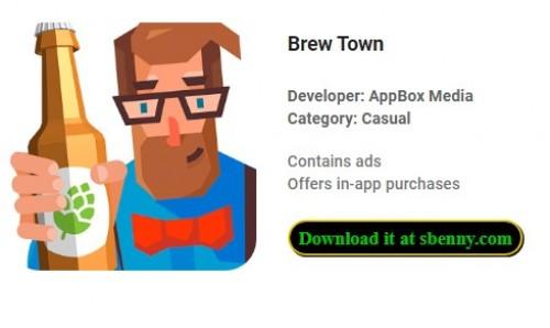 Brew Town + MOD