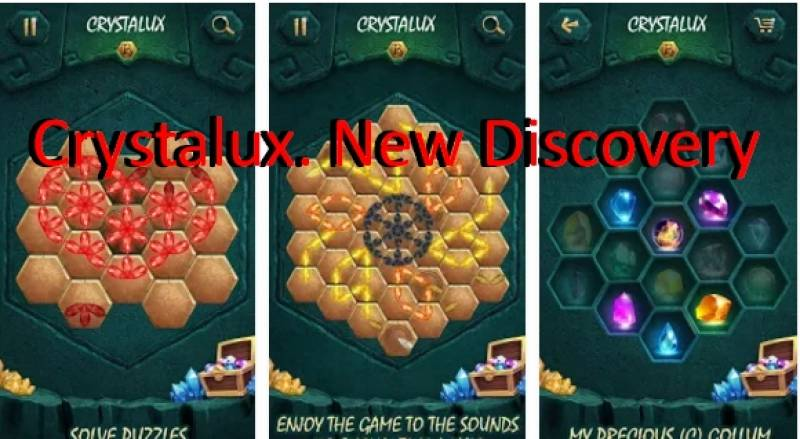 Crystalux. New Discovery + MOD