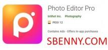 Editor de Fotos Pro + MOD