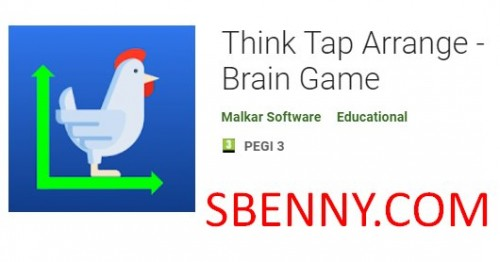 Think Tap Arrange - Brain Game