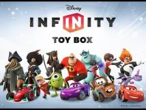 Disney Infinity 2.0 Toy Box + MOD