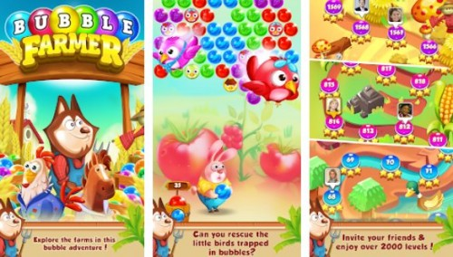 Bubble Farmers - Bubble Shooter + MOD