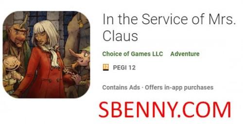 Al servicio de la señora Claus + MOD