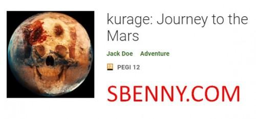 kurage: Voyage sur Mars + MOD