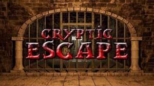 Escape cryptic