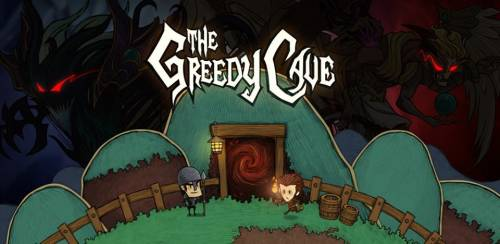 The Greedy Cave + MOD
