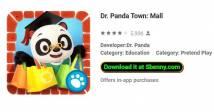 Dr. Panda Town: Centre commercial + MOD