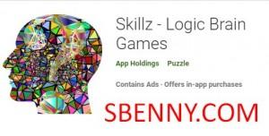 Skillz - логические игры для мозга + MOD