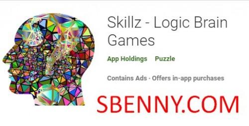 Skillz - Logic Brain Games + MOD