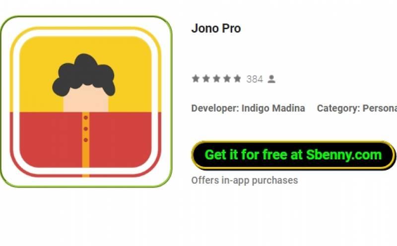 Jono Pro