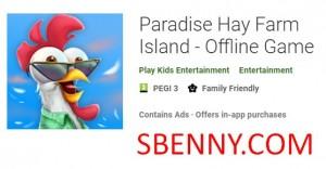 Paradise Hay Farm Island - Оффлайн игра + MOD