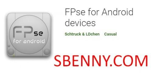 FPse für Android-Geräte