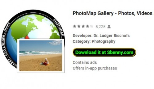 PhotoMap Gallery - Fotos, videos y viajes + MOD