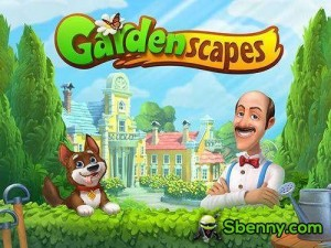 Gardenscapes + MOD