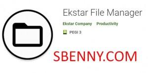 Ekstar Dateimanager