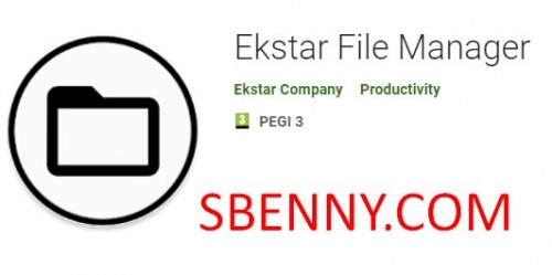 Ekstar File Manager