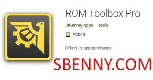ROM Toolbox Pro + MOD