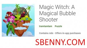 Magic Witch: A Magical Bubble Shooter + MOD