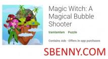 Magic Witch: A Magic Bubble Shooter + MOD