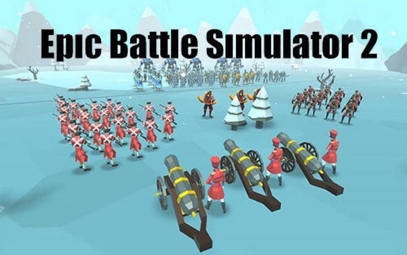 Epischer Kampfsimulator 2 + MOD