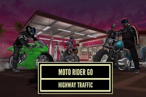 Moto Rider GO: Highway Traffic + MOD