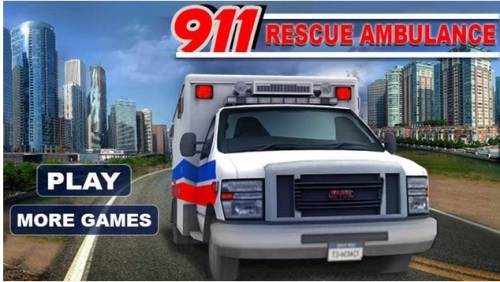 Ambulance Rescue 911 + MOD