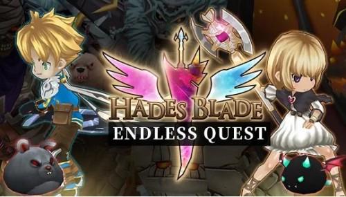 Endless Quest: Hades Blade - бесплатные ролевые игры на холостом ходу + MOD