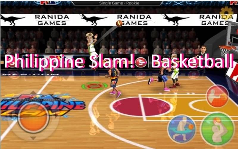 Filipino Slam! 2018 - Basquete Slam! + MOD