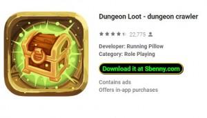 Dungeon Loot - Dungeon Crawler + MOD