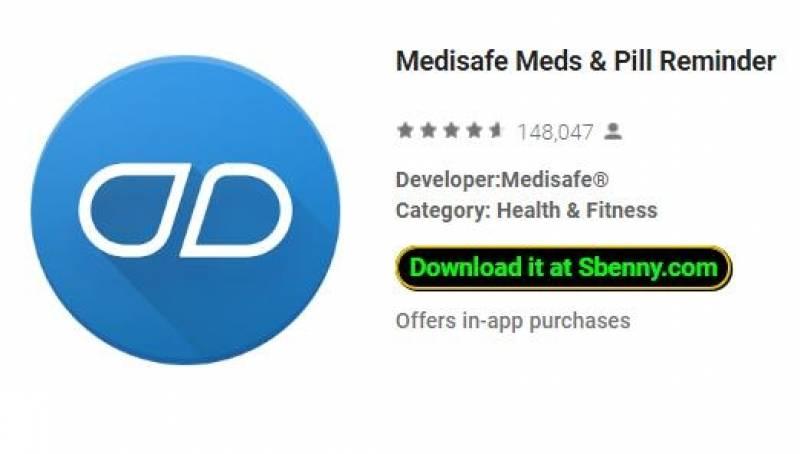Medisafe Meds & amp; Pill Reminder + MOD
