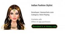 Estilista de moda indio + MOD