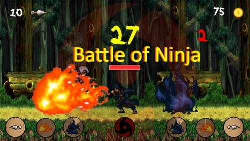 Battle of Ninja + MOD