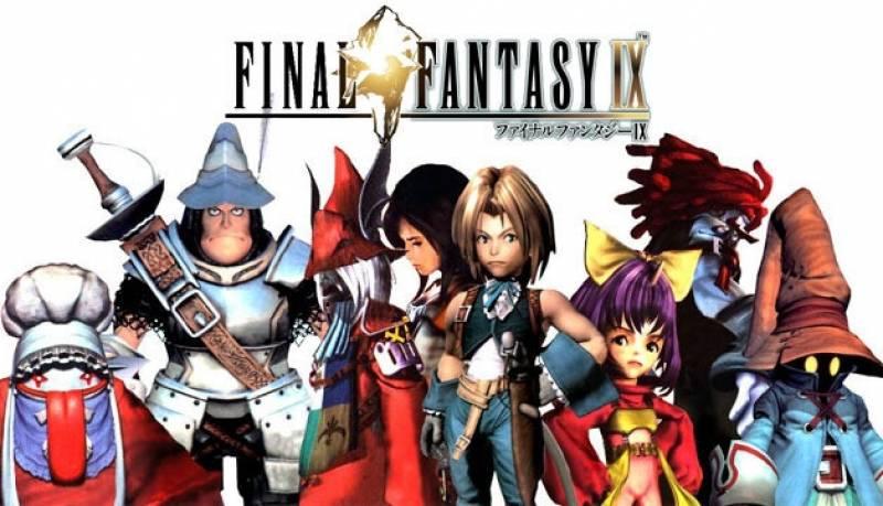 Final Fantasy IX для Android + MOD