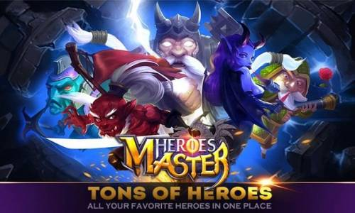 Heroes Master + MOD