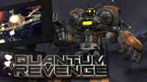 Quantum Revenge - Mecha Robot Space Shooter + MOD