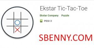Ekstar Tic-Tac-Toe