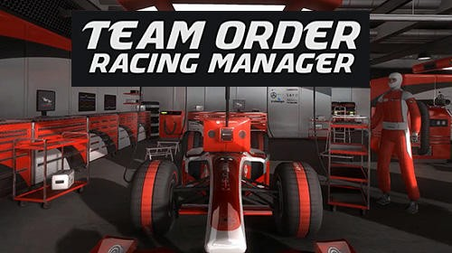 Commande d'équipe: Racing Manager + MOD