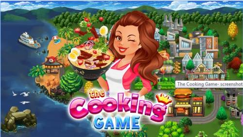 The Cooking Game + MOD