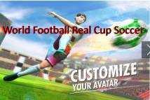World Football Mobile: Real Cup Fußball 2017 + MOD