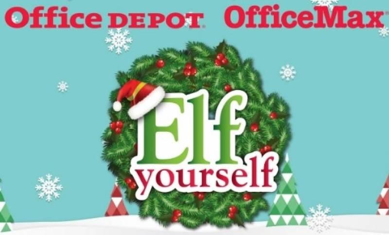 ElfYourself® By Office Depot + MOD