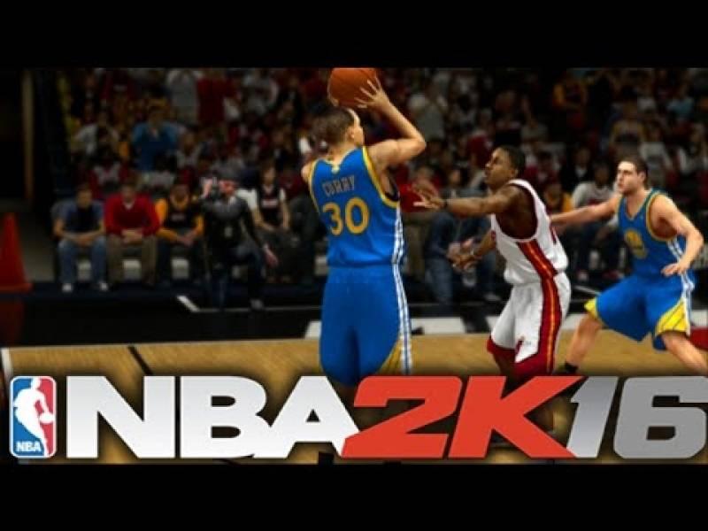 NBA 2K16 + MOD