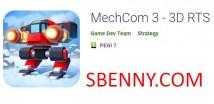 MechCom 3 - 3D РТС