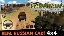 4x4 Russische Geländewagen Off-Road Saga + MOD