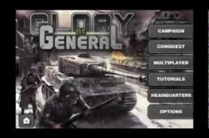 Glória dos Generais HD + MOD