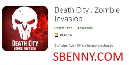 Death City: Zombie Invasion + MOD