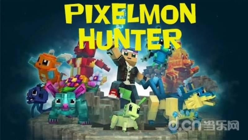 Pixelmon Hunter + MOD